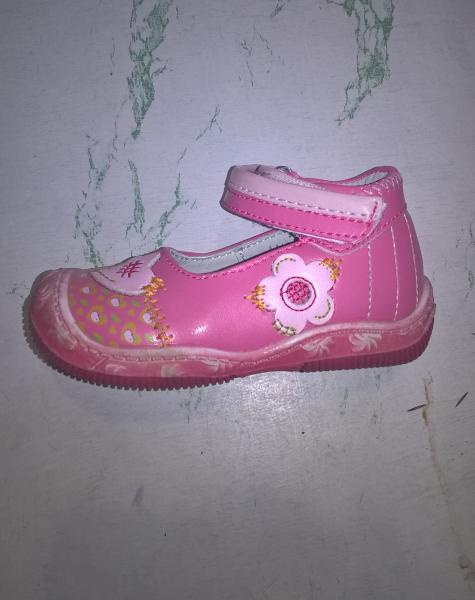 детские туфли M&M девочка 21