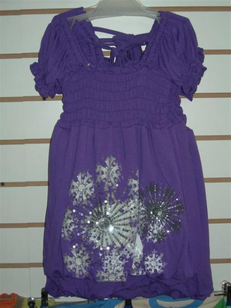 Платье для девочки 1135