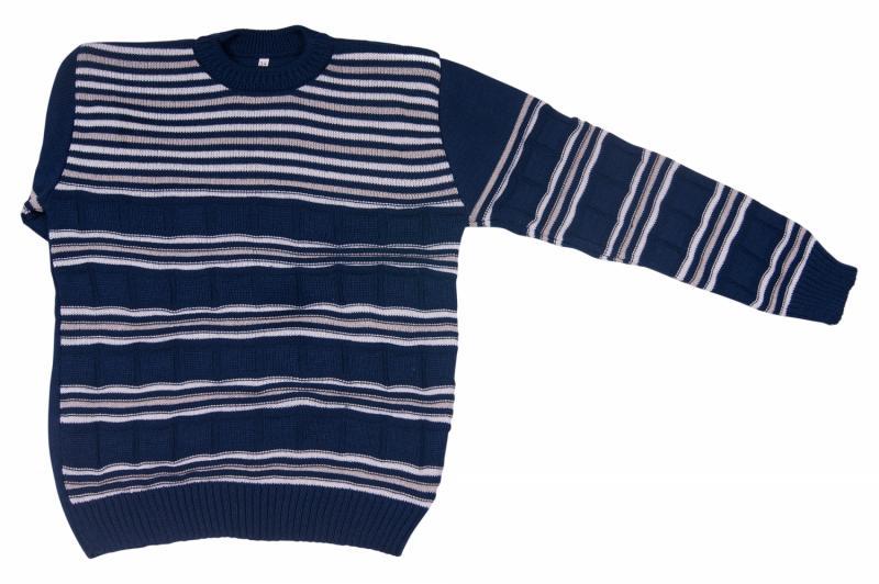 свитер из хлопка 5860