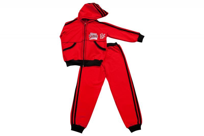 Велюровый костюм 4131