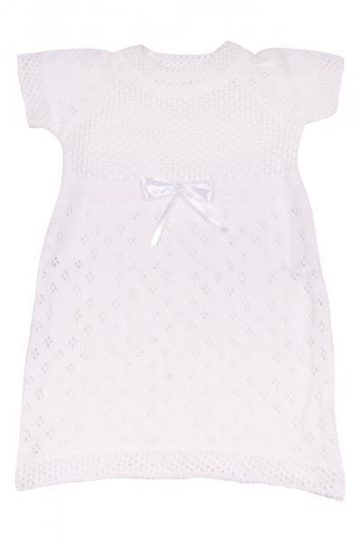 Вязаное платье из немецкого хлопка 5508
