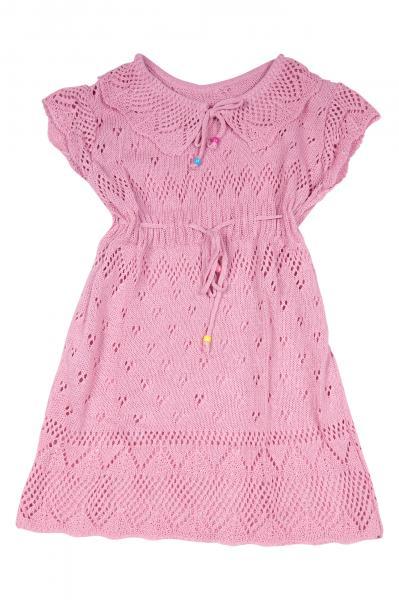 Вязаное платье из турецкого хлопка 5504