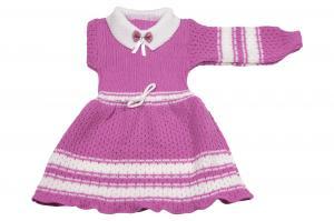 Фото Вязанные платья Платье 4864