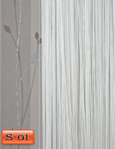 «Однотонные» цвет Белый     (Арт. S-о1)
