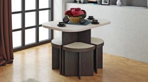 Фото Обеденные группы(столы и стулья) Обеденная группа «Олимп»(ТриЯ)