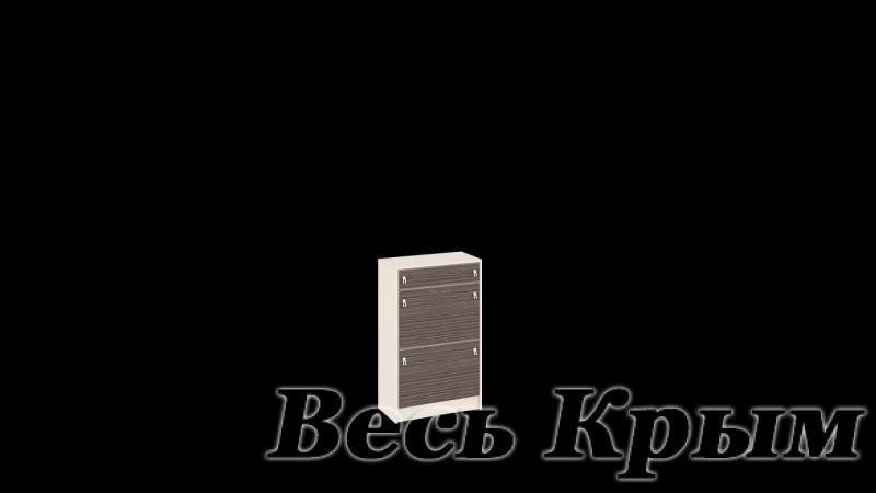 Тумба для обуви «Нова» ПМ-156.11(ТриЯ) Тумбы и шкафы для обуви в Крыму