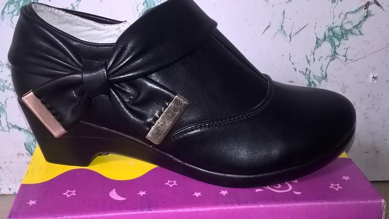 Детские туфли для девочки Beby Sky 34-38