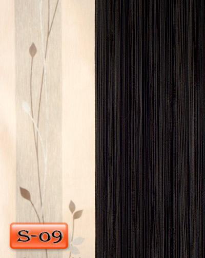 «Однотонные» цвет Черный     (Арт. S-о9)
