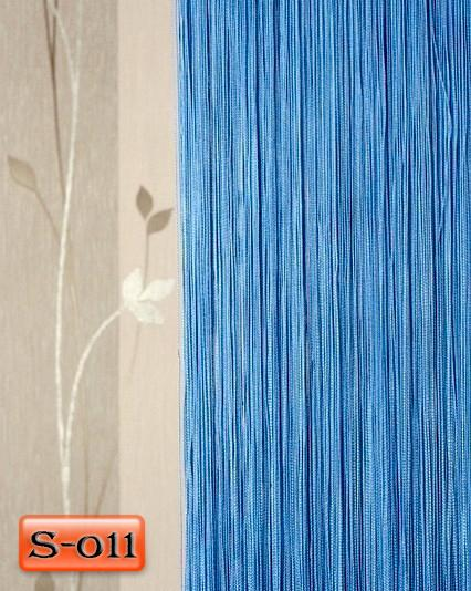 «Однотонные» цвет Голубой     (Арт. S-о11)
