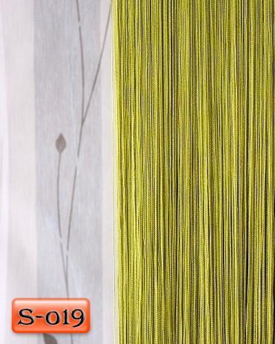 «Однотонные» цвет Оливковый     (Арт. S-о19)