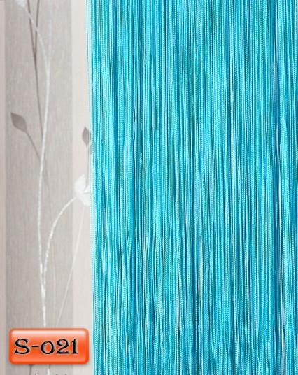 «Однотонные» цвет Бирюзовый     (Арт. S-о21)