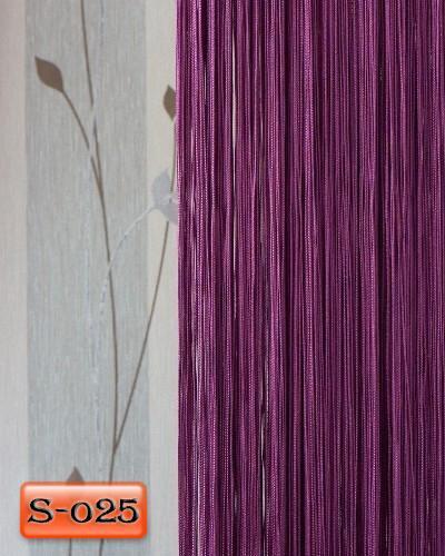 «Однотонные» цвет Фиолетовый     (Арт. S-о25)