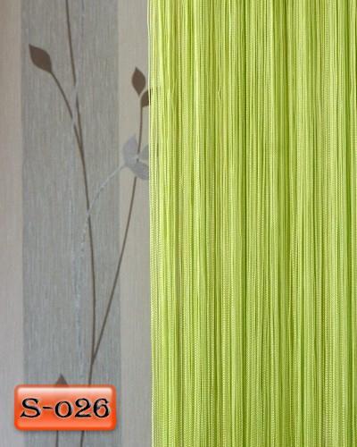 «Однотонные» цвет Салатовый яркий     (Арт. S-о26)
