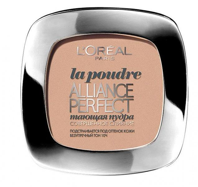Пудра L'OREAL Alliance Perfect N4 Бежевый