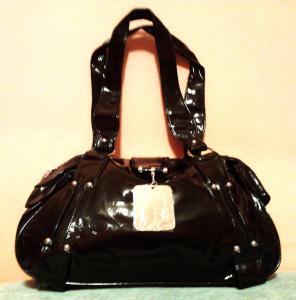 Фото Женские сумки Дамская сумка черная