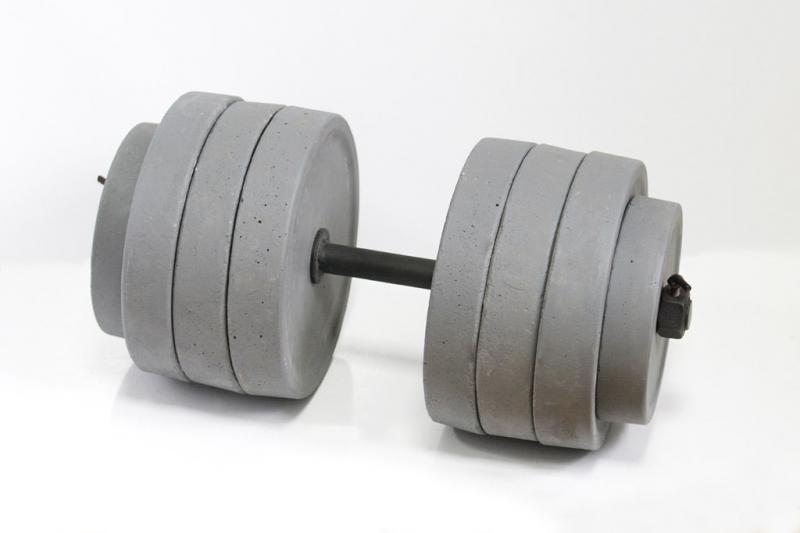Гантели разборные 35 кг (пара)