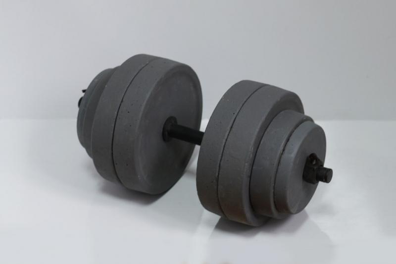 Гантели домашние 28 кг (пара)