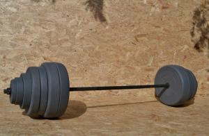 Фото Штанги Штанга 147.5 кг