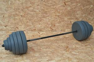 Фото Штанги Штанга 167,5 кг