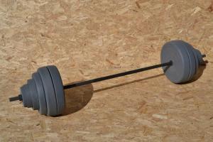 Фото Штанги Штанга разборная 127,5 кг