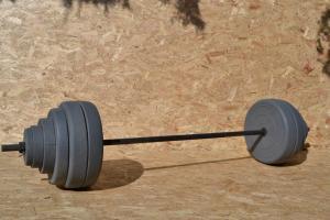 Фото Штанги Штанга домашняя 97,5 кг