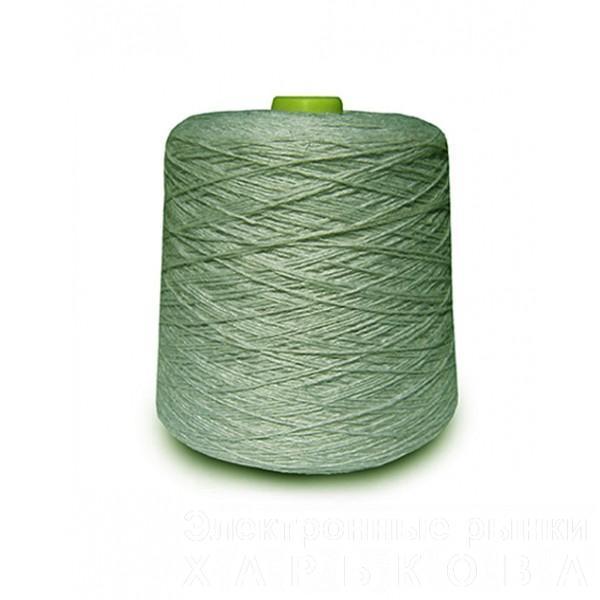 Льняная пряжа для ручного вязания Агата - Льняная пряжа  на рынке Барабашова