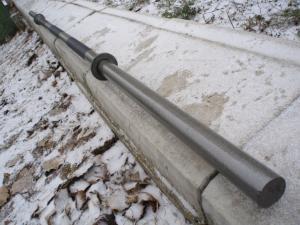Фото Грифы Гриф для штанги, прямой 1,9 м (25 мм)
