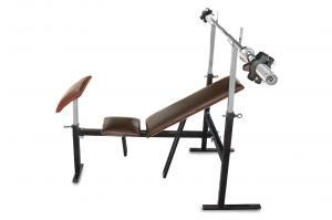 Фото Лавки, стойки, тренажеры Лавка комплексная для жима лежа (профиль 50х50)