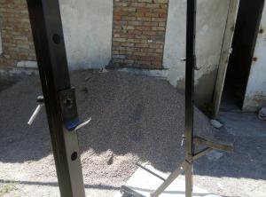 Фото Лавки, стойки, тренажеры Турник, стойки для приседаний, жима, со страховками, силовая рама