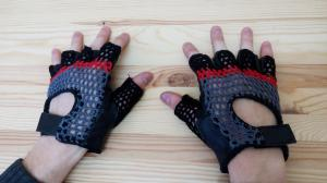 Фото Разное Перчатки для занятий тяжелой атлетикой(цена за пару)