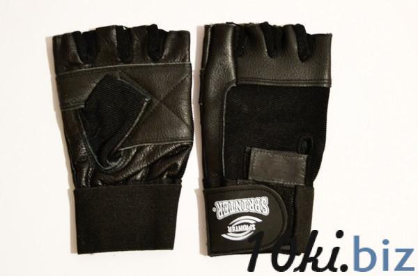 Атлетические перчатки (без пальцев)