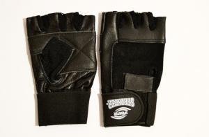 Фото Разное Атлетические перчатки (без пальцев)