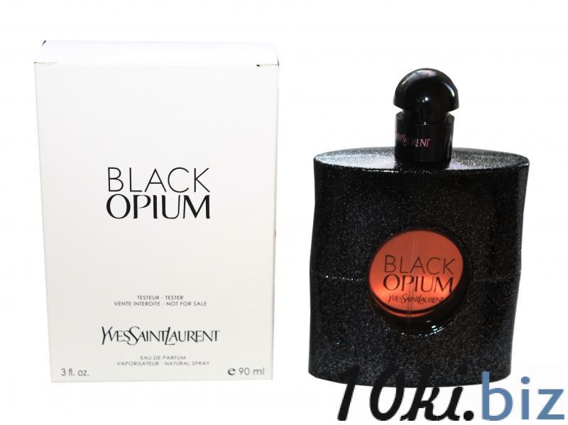 Тестер YvesSaintLaurent Black Opium 90мл купить в Вологде - Парфюмерия мужская