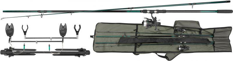 Карповый Набор Spro C-TEC The Complete Carp Outfit