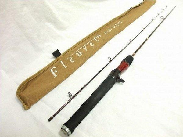 Удилище кастинговое Abu Garcia FLEURET FLC-562UL