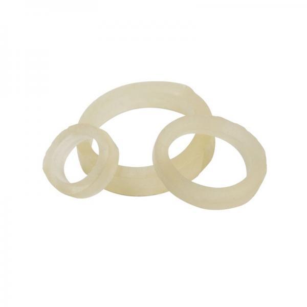 JRC Bait Bands Small-Medium-Large beige 3x20 bands