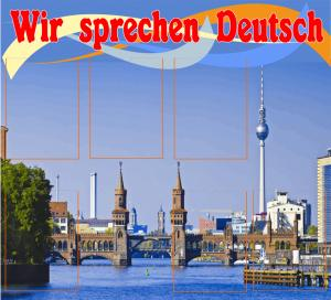 Фото 4.. Стенды для школ Стенд в кабинет немецкого языка