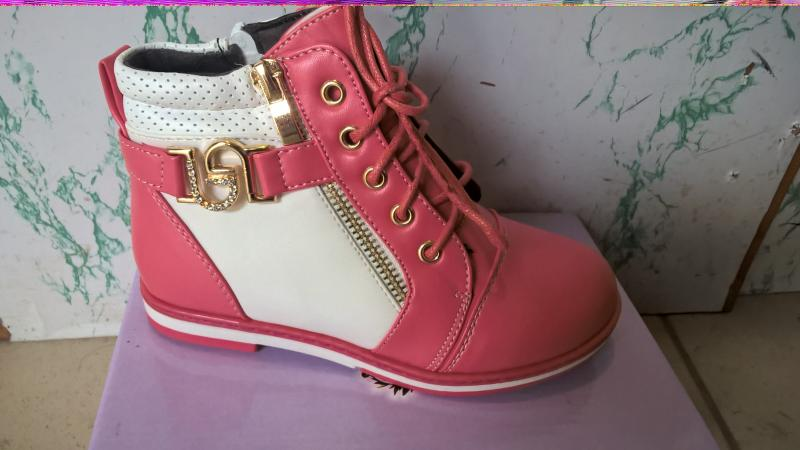 Детские демисезонные ботинки Meekone 29