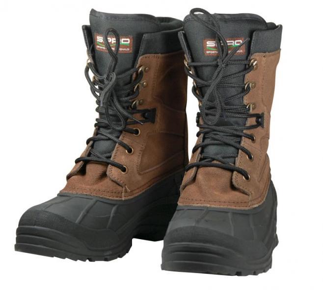 Ботинки Spro Long Leather Snow Boots