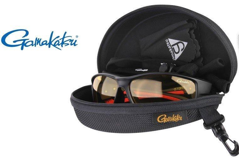 Очки Gamakatsu G-Glasses Racer Light Gray Mirror