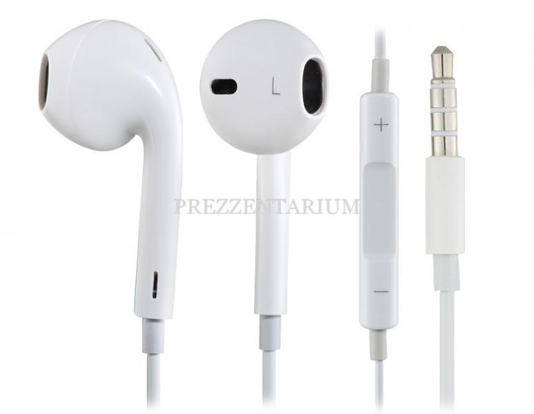 Наушники для iPhone/iPod/iPad c микрофоном