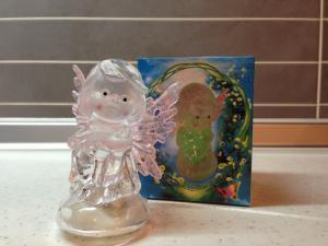 Фото Подарки и сувениры  Ночник ангел 2