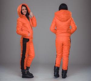 Фото Зима, Спортивные костюмы Дутый спортивный костюм