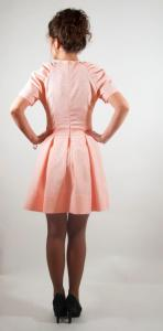 Фото Коллекция Весна-Лето 2015, Платья Платье Нора (розовый)