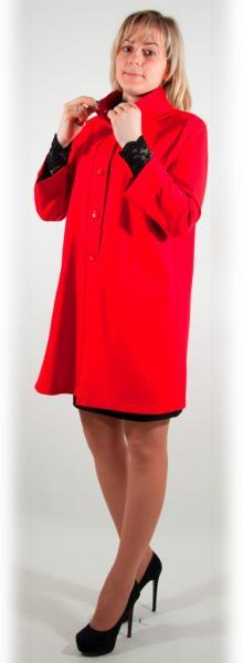 Жакет 201 (красный)