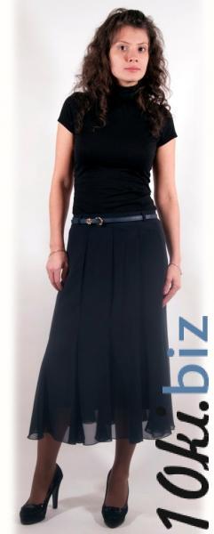 Юбка 893 (темно-синий) Женские юбки на рынке Славянский мир (Мельница)