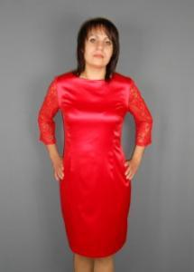 Фото Женская одежда, Нарядные платья Модель 176-2 / платье