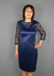 Фото Женская одежда, Нарядные платья Модель 176-3 / платье