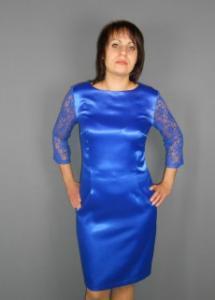 Фото Женская одежда, Нарядные платья Модель 176-4 / платье