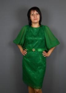 Фото Женская одежда, Нарядные платья Модель 173-1 / платье